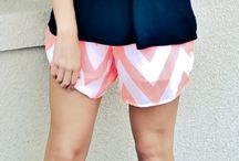 Shorts & Skirts / Women's Clothing / by K.T. Collections