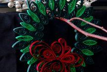 Quilling 4 wreath