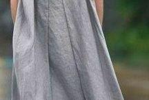 My Linen dress
