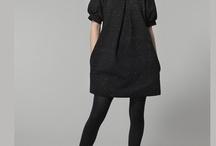 Wear: Black with a pop