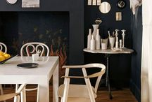 Dining Rooms & Kitchens / Decorative eating spaces / by Emma Tarswell