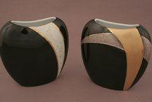 lamour / peinture sur porcelaine