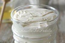 Crema di latte per farcire i dolci