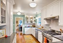 Kitchen / by The Turquoise Home