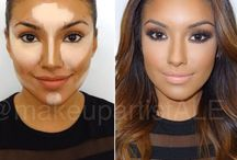 Contouring & highlighting  / by ℐennifer Torres
