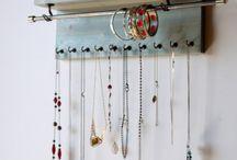 Création Porte-bijoux