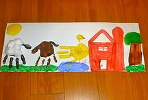 Farm Theme / by Bernadette (Mom to 2 Posh Lil Divas)