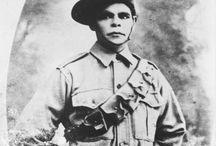 Indigenous Diggers World War 1