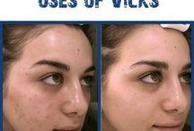 Uses of Vicks