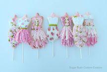 Cookies decoration