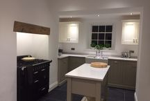 Kitchen Lighting by Efficient Light / Thank you Giles for all the helpful advice and design tips.