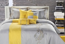 new bedding / by Crys Stanard
