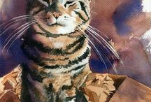 My Cat :3 / Tahle 'nástěnka' bude o kočce jménem Zuzka. Někdy ale jen někdy se tu objeví i kocour babičky (samozřejmě když tam pojedeme na víkend xd) :D
