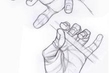 Mains et details