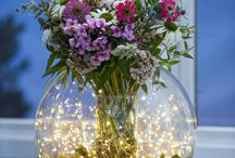 Kvety na stul