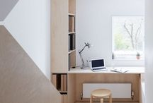interior • residential office space