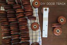Ovet ja tilanjakajat / Jotain erilaista tavallisten ovien tilalle