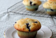 RECIPES~SWEET & SAVORY MUFFINS ~ BREADS
