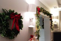 Christmas decorations / Indoor & outdoor, christmas works