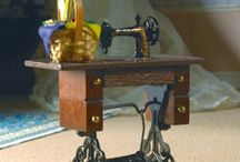 vintage sewing machines & vintage sewing items