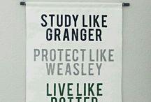 Harry Potter citáty