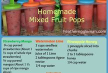 Recipes for Busy Moms (Quick, Easy, Healthy...well, mostly healthy) / Because moms are busy but kids still need to develop healthy eating habits.