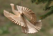 La colombe de l'Alpe