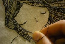 embroidery / by tatum