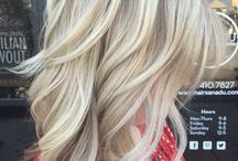 Hair / Nowe trendy, blond , sombre, ombre
