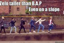 BAP Group Board / My Bias In B.A.P Is ZELO!!