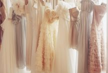 My Wedding / visions of pinks, grey, and creams... / by Jackie Beale