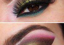 diseños de pinturas para ojos ( belleza )
