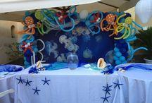 Under the sea / Feste party eventi animazione