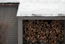 Firewood / Chop. Stack. Snap.