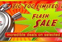 Flash Sale! / Hurry to enjoy amazing deals on designer watches at Jacob Time—visit JacobTime.com!