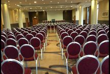 Conference & Events Facilities / We have 9 conference rooms which can accommodate a maximum of 350 guests for both conference events or for banquet celebrations