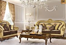 700 Collection / The 700 collection is the closest to classic furnishings: opulent, beautiful and impressive. This is a remarkable collection, made up of walnut furniture with delicate inlay, where the colour of the furniture complements the wood itself.