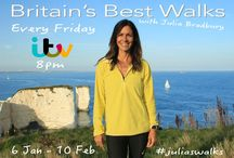 Britain's Best Walks with Julia Bradbury