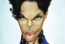 Caricatures / by Garnette Marlow