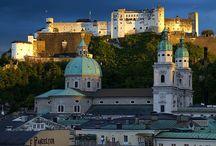 Salzburg Austria / by Catherine Louise
