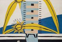 Le Corbusier, artiste-peintre / Le saviez-vous? Le Corbusier était artiste-peintre le matin et architecte l'après-midi! L'un servait l'autre.