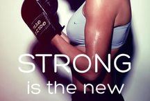 Get Fit / by Stephanie Alcalde