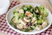 Food - Salads / by Samantha Ackerman