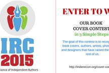 IRC2015 Book Cover Contest / We are excited to announce the 2015 IndieReCon Book Cover Contest! The goal of this contest is to recognize indie book covers, authors, artists, photographers and designers that have raised the bar for the rest of us.  You can enter in three easy steps: Fill out the form below; Pay $5.00 via PayPal; Email your cover image to novelninjutsu@gmail.com  IndieReCon 2015