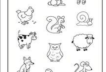 Zvieratká lesné aj domáce