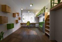 dětské pokoje /child room