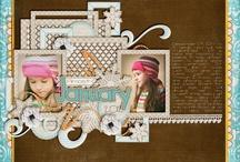 Scrapbook Layout Ideas / by Shauna Chavez