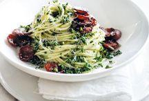PASTA PERFECT / Delicious pasta recipes :)