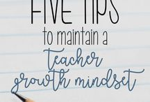 Teacher Self Care / Tips to help teachers stay happy, calm, and healthy!
