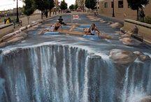 Street Art / by AJ Tip